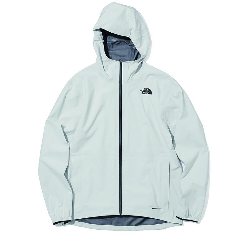 「フューチャーライト ミストウェイ ジャケット(FL Mistway Jacket)」29,700円(税込) カラー:ティングレー(TI)、バーントオリーブグリーン(BG)、ブラック(K) サイズ:S、M、L、XL 素材:50D Recycled Polyester FUTURELIGHT(3層)