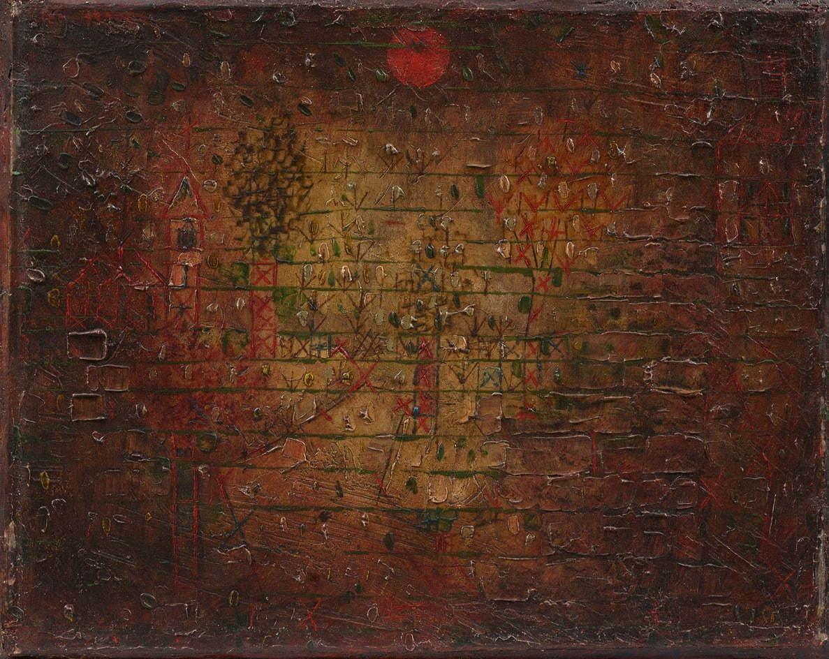 パウル・クレー新収蔵作品が京橋・アーティゾン美術館で一挙公開、20 ...