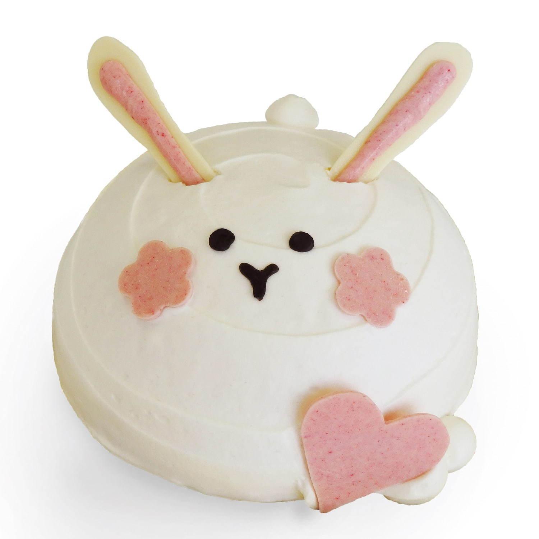 <あべのハルカス近鉄本店>うさぎの耳つきケーキや、堂島ロールを使った卵型スイーツなど