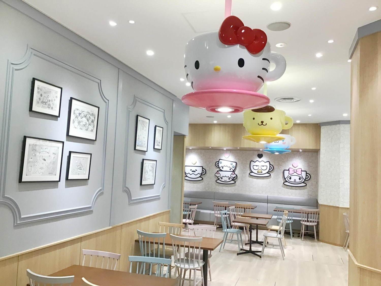「サンリオカフェ」が東京・池袋のサンシャインシティに、カフェスペース&テイクアウト専門ワゴン - 写真2