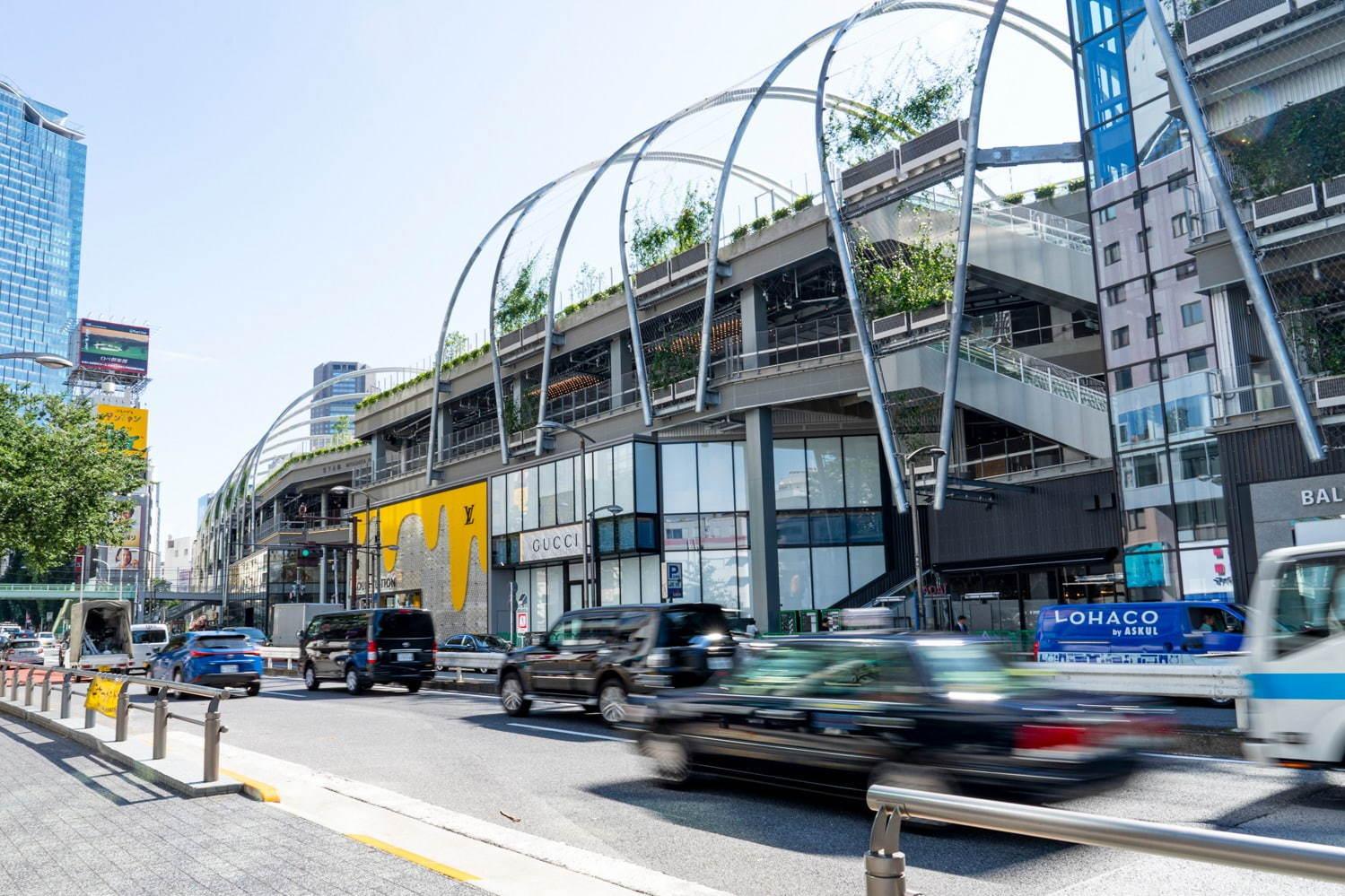 パーク ミヤシタ 【渋谷】MIYASHITA PARK直結のホテル誕生!カフェ&レストランは宿泊者以外もOK「sequence