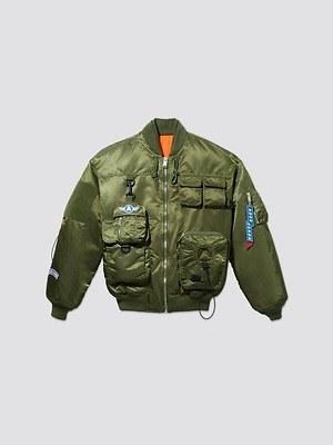 種類 ジャケット