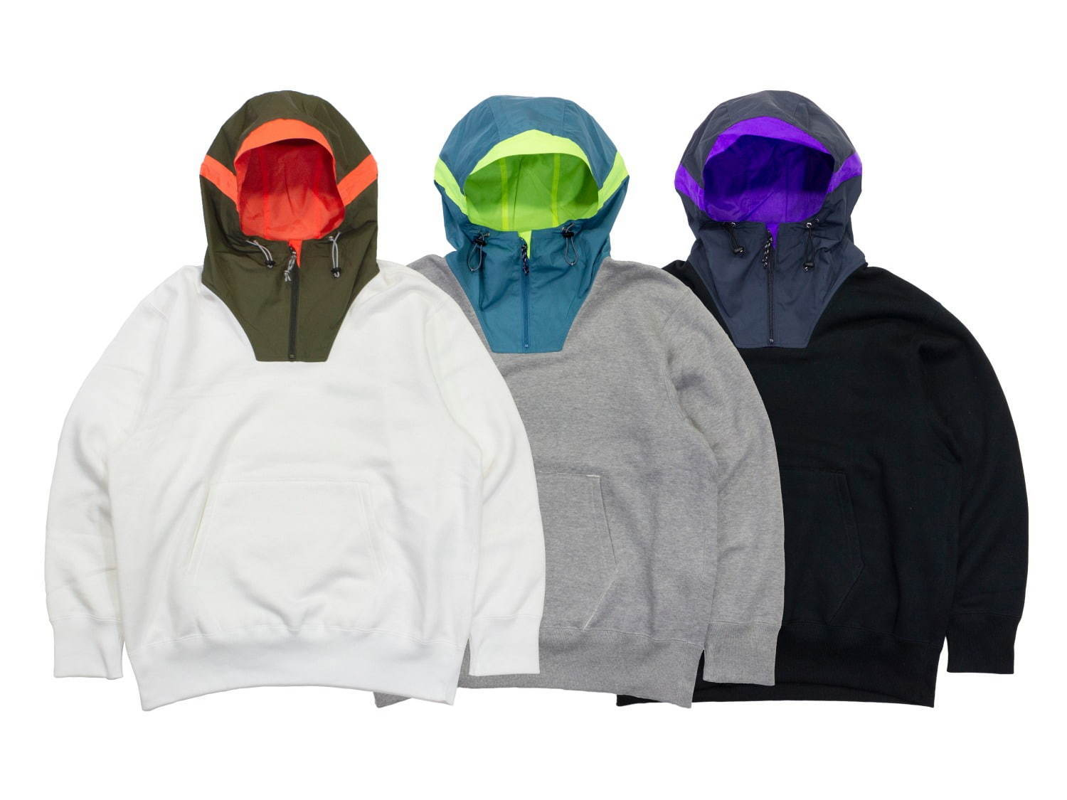 Hooded Pullover(メンズ) 37,000円+税