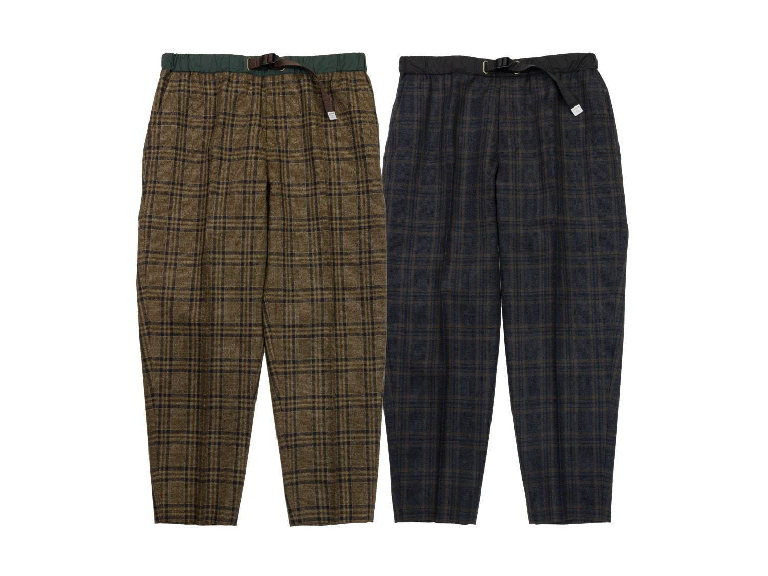 Belted Trousers(メンズ) 46,000円+税