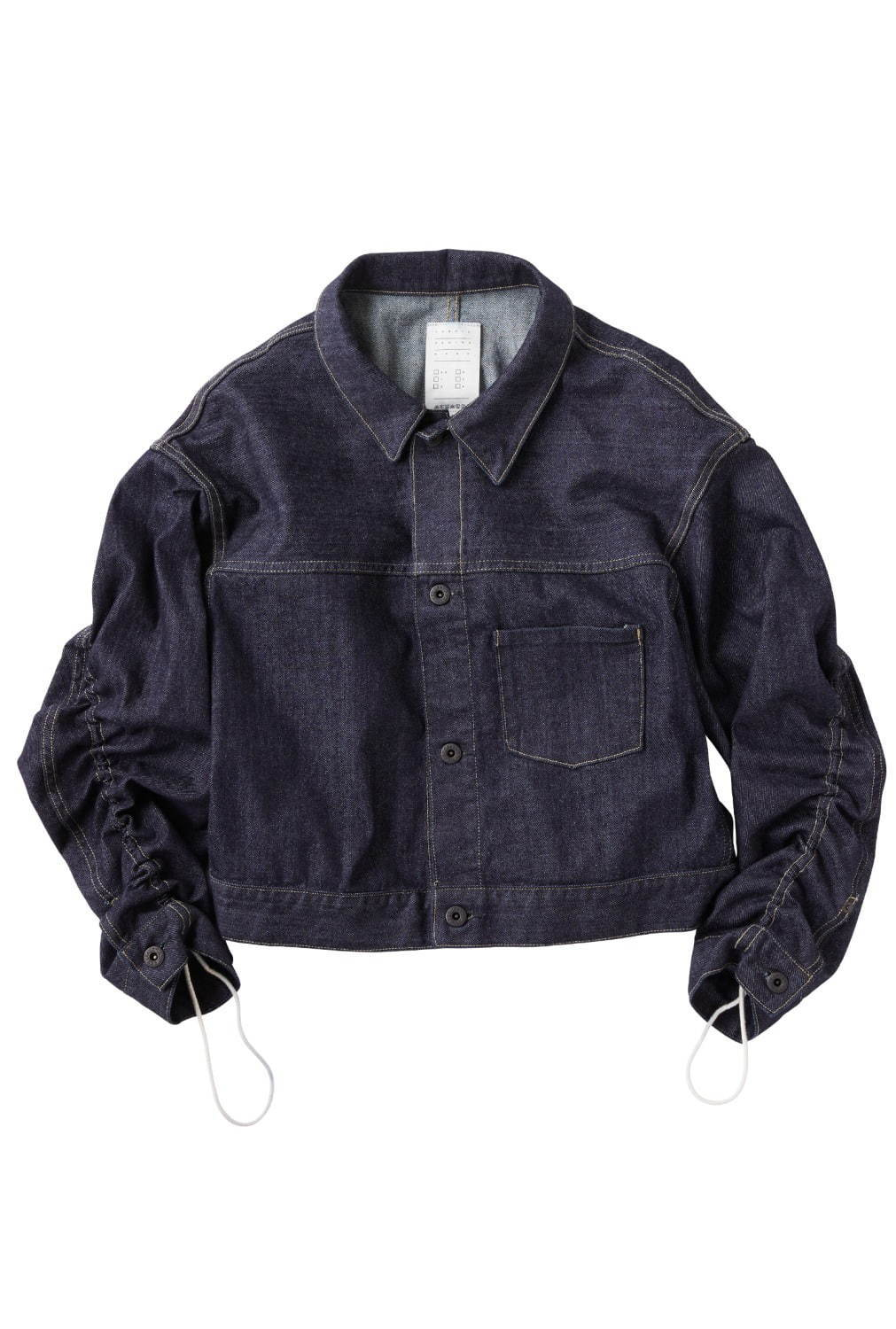 ADJUSTABLE DENIM JACKET 32,000円+税