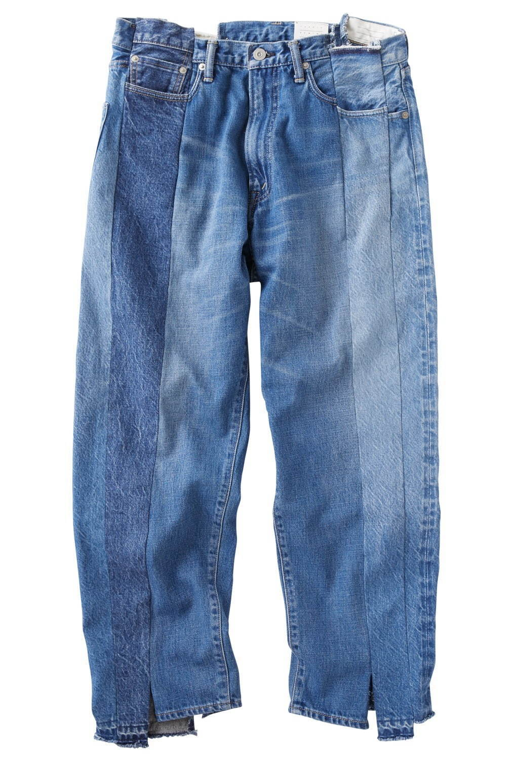 REMAKE DENIM MARK Ⅳ PANTS 48,000円+税