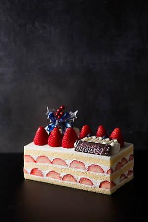 """京王プラザホテルのクリスマスケーキ2020、""""暖炉""""や""""本""""を模ったユニークなチョコケーキなど 画像7"""