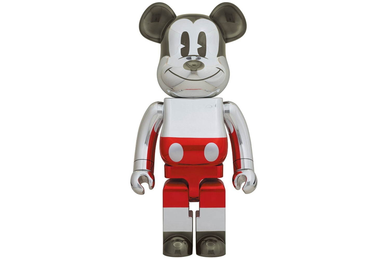 BE@RBRICK FUTURE MICKEY (2nd COLOR Ver.) 1000% 68,000円+税