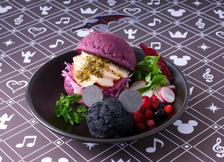 <リク>夜明けのチキンバーガー 1,599円+税