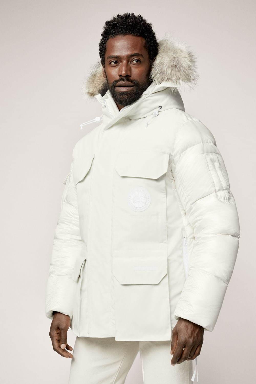 """〈カナダグース〉""""-30℃以下の極寒""""に耐えうる新作ダウンジャケット"""
