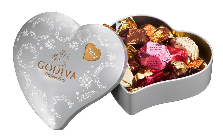 ゴディバのバレンタイン2021、輝く星々や月をモチーフにした限定アソートメント - 写真23