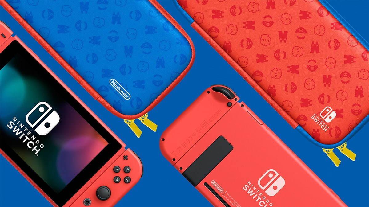 マリオ switch