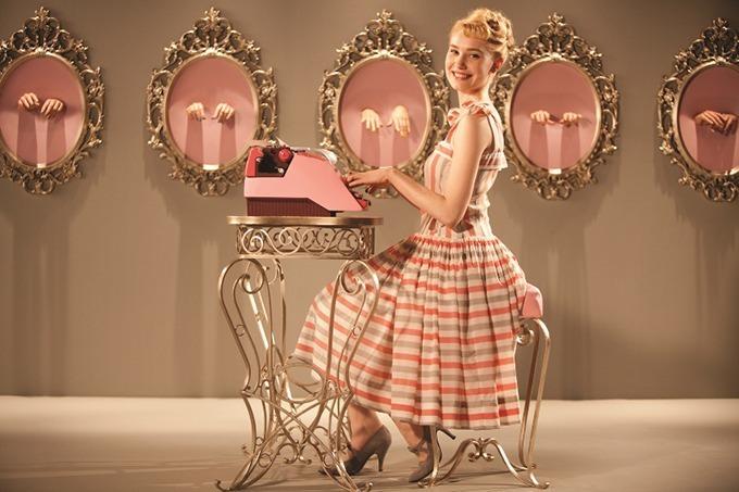50年代のカルチャー&ファッション満載!フレンチ・ポップな映画『タイピスト!
