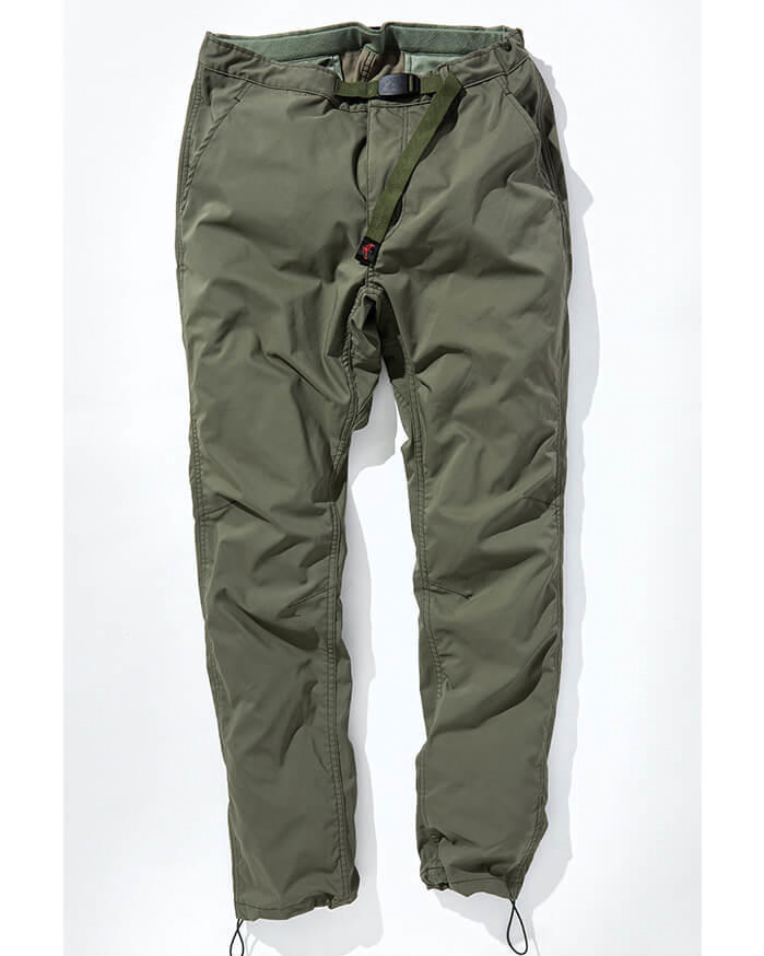 CLIMBER EASY PANTS POLY TWILL Pliantex by GRAMICCI 23,000円+税