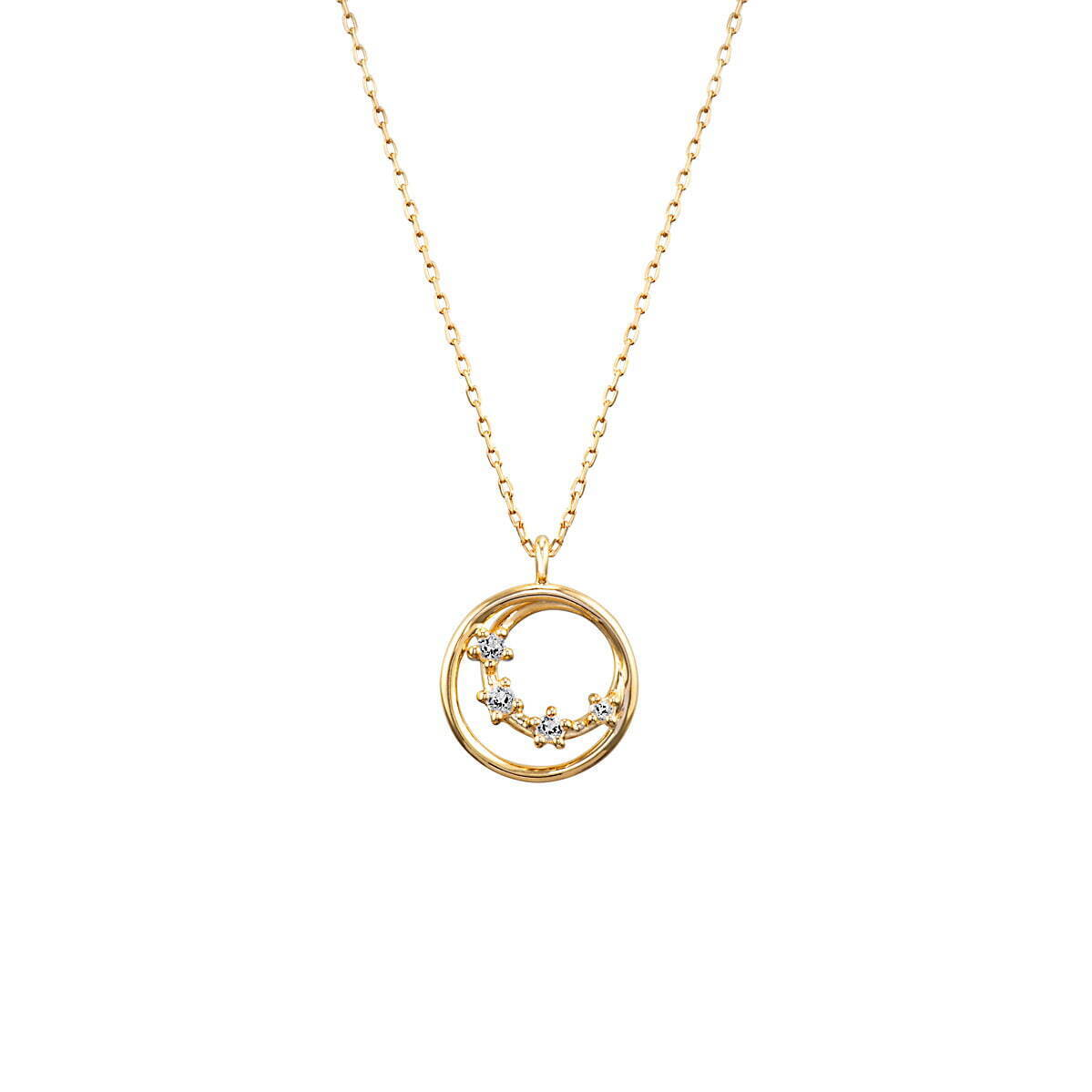 K10YG Necklace/Topaz 22,000円+税