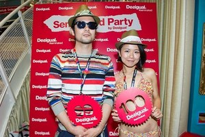 W300 seminaked party by desigual 16