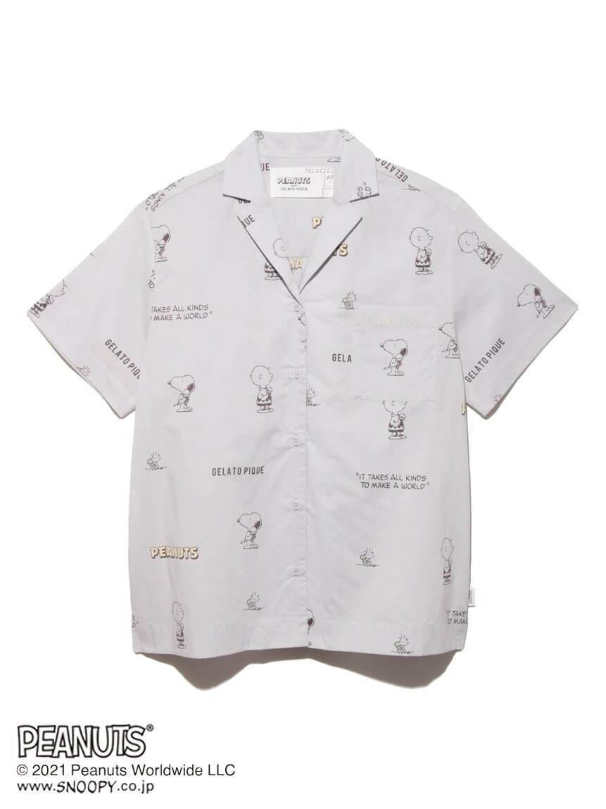 モノグラムシャツ(ウィメンズ) 6,820円(税込) サイズ:フリーサイズ