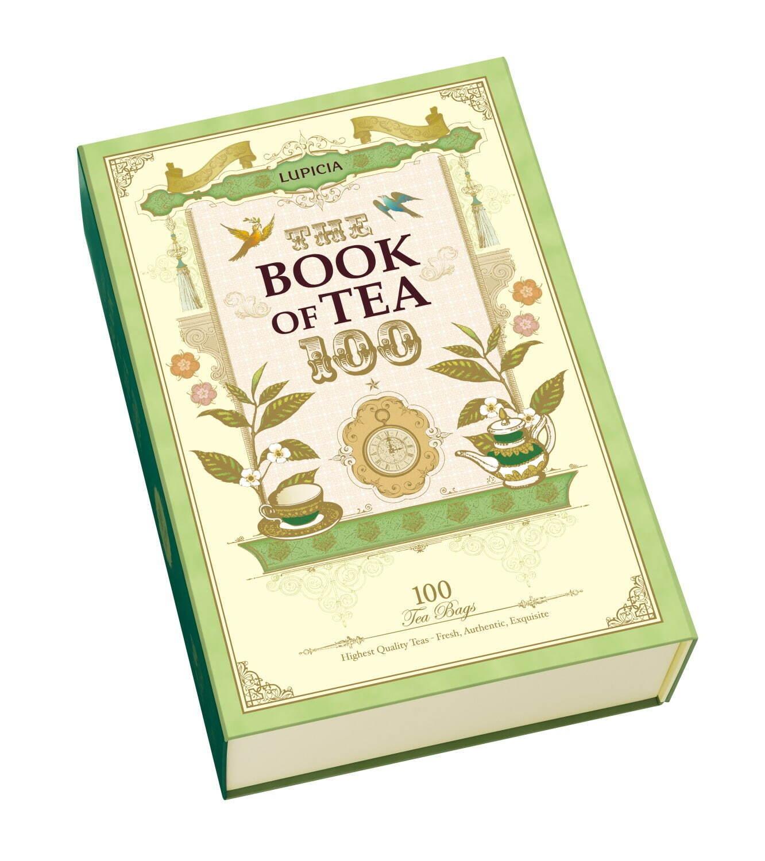 """よろこび ルピシア ルピシアの""""世界のお茶100種""""を詰め合わせた「ブック オブ"""