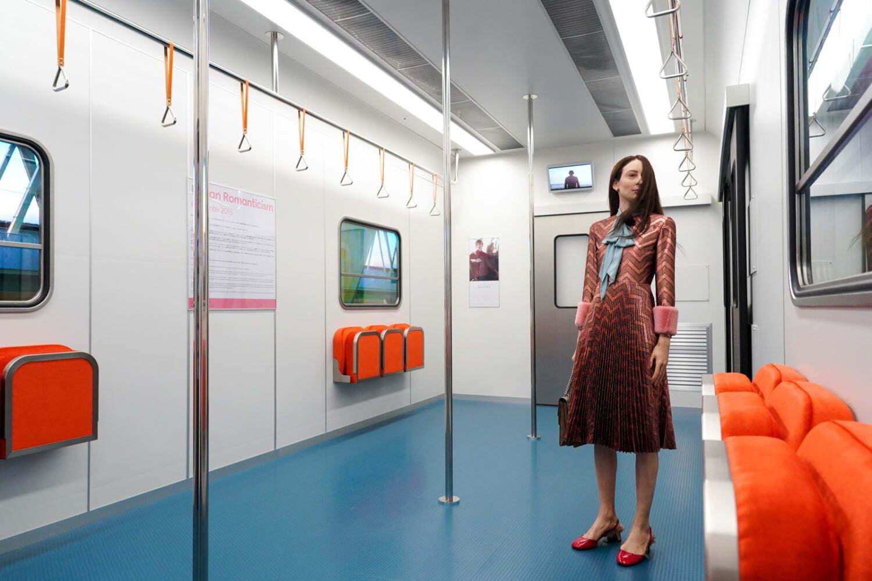 グッチの没入型展示「グッチ ガーデン アーキタイプ」展が東京・天王洲で、広告ビジュアルの世界観を表現