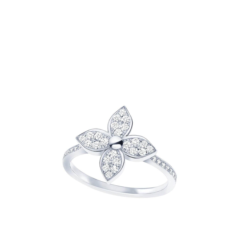 リング ホワイトゴールド ダイヤモンド 682,000円