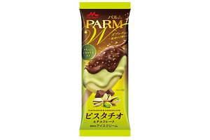 人気アイス「パルム」の新作はピスタチオ、シリーズ史上初の2層チョココーティング|写真1