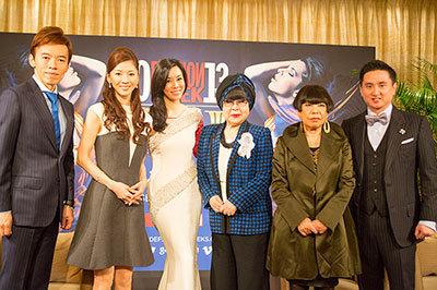 シンガポールFIDE Fashion Week 2013開催 - ケイタマルヤマがショー、安倍総理の祝辞も