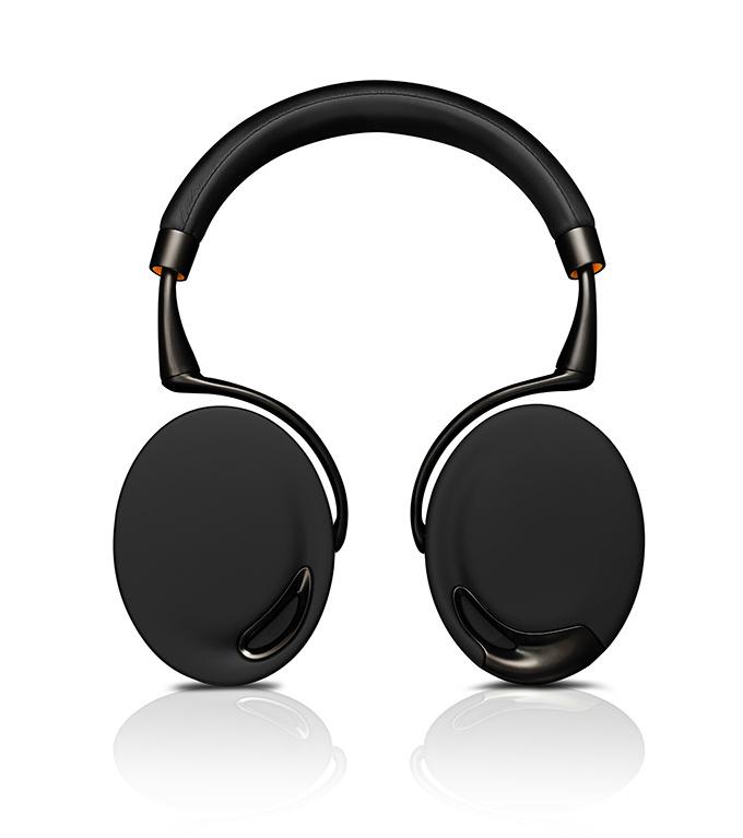 高性能ワイヤレスヘッドフォン「Zik」に新色登場 - スマホ連動、ノイズキャンセリング搭載
