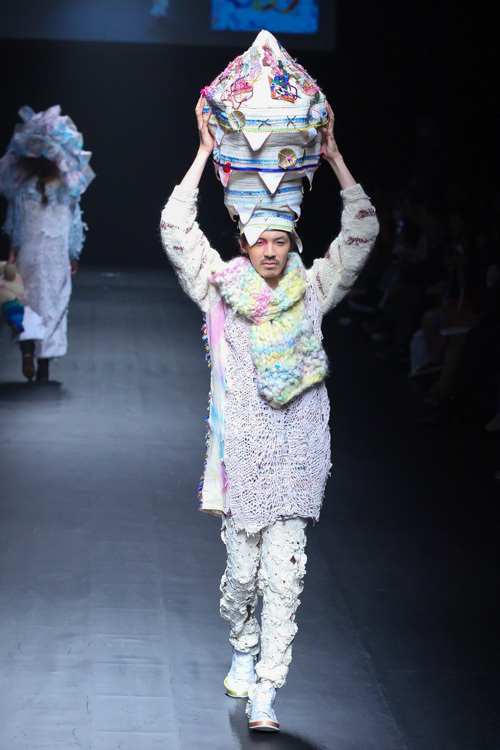 バンタンとパルコが「アジアファッションコレクション」を開催 , 研究生の2ブランド