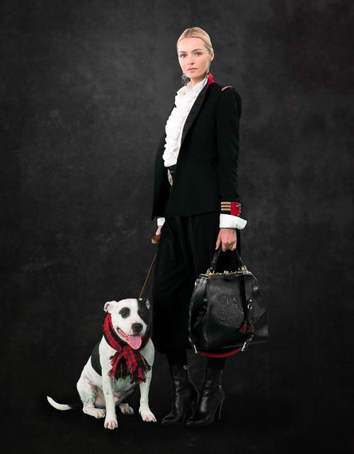 ラルフ ローレンが動物愛護イベント「The Dog Walk」 - 愛らしい子犬の短編動画を公開