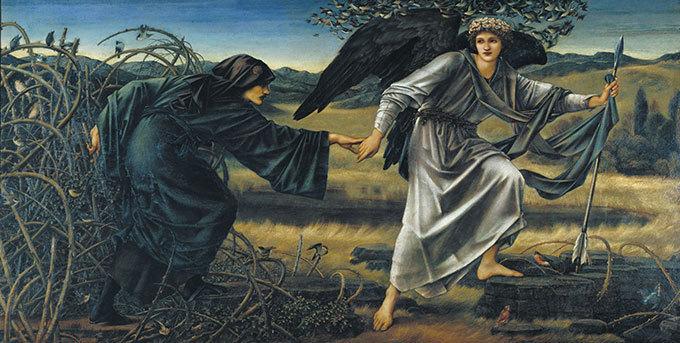 19世紀英国アート界にみるアヴァンギャルド - 「ラファエル前派展 ...