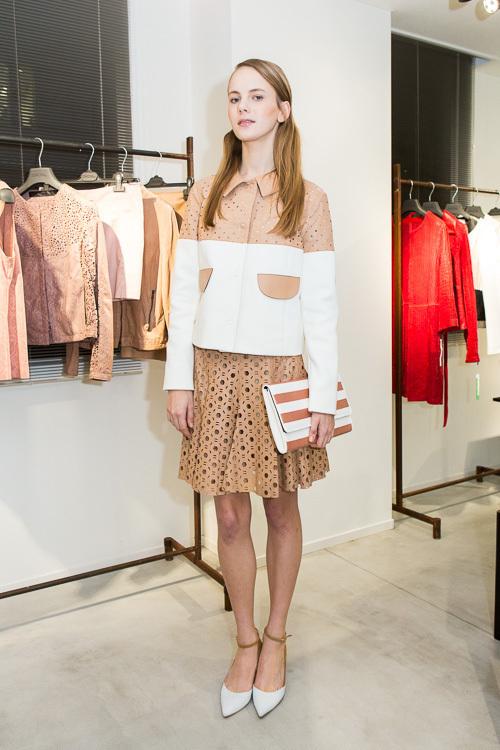 伊レザーブランド「ドローム」が日本に本格上陸 - デザイナーが語る、革をリアルモードに再構築した服作り