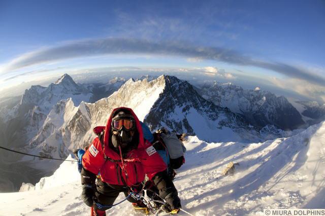 「写真 エベレスト登頂」の画像検索結果