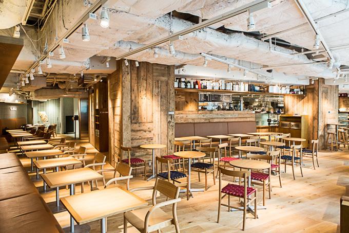 店内初公開!カフェ併設・売り場面積3倍、新しい無印良品渋谷西武は「カスタマイズ」がキーワード