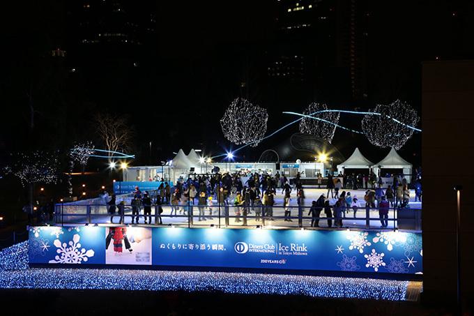 ミッドタウン アイス スケート