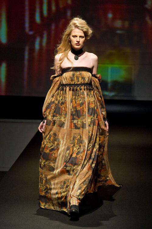 ガラアーベント(GalaabenD)、2010-2011年秋冬コレクション