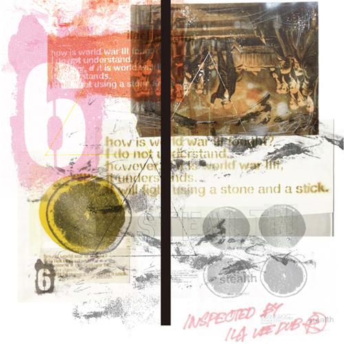 エリミネイターとグラフィックデザイナー守矢 努のコラボレーションTシャツの画像1