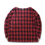 Working Class Heroes Busted Shirt -Red 2