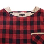 Working Class Heroes Busted Shirt -Red 3