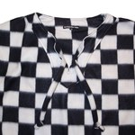 Working Class Heroes Polly Shirt -Checkered Flag 4