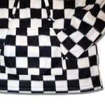 Working Class Heroes Polly Shirt -Checkered Flag 5