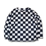 Working Class Heroes Polly Shirt -Checkered Flag 2