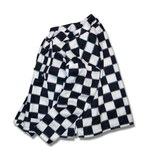 Working Class Heroes Polly Shirt -Checkered Flag 3