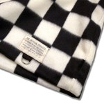 Working Class Heroes Checkered flag Fleece Snood 3