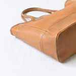 BAG19 Tote Bag - Goat leather - Natural【MOTO】 4