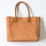 BAG19 Tote Bag - Goat leather - Natural【MOTO】 1