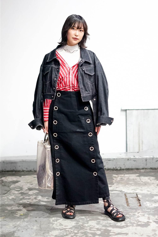official photos cd83a ce7c6 ティファニー(Tiffany & Co.)を着ているストリートスナップ ...